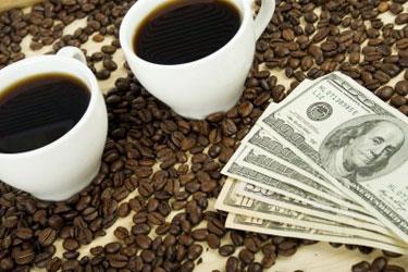price of coffee