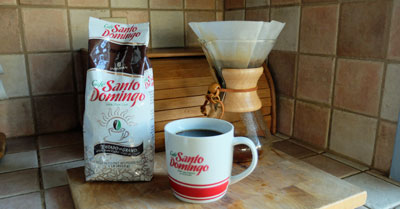 Review of Cafe Santo Domingo