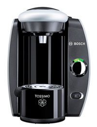 Tassimo T45 single serve coffe maker