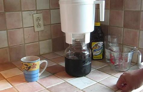 Système de café d'infusion à froid Toddy