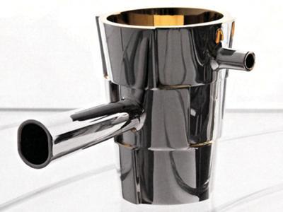 Unique coffee maker design