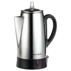 West bend Coffee Percolator