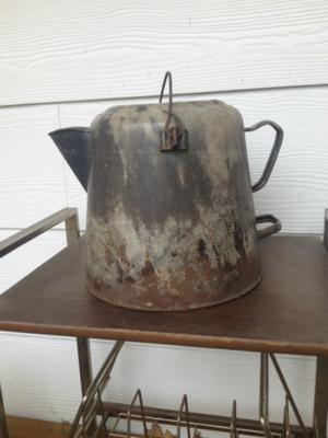 Coffee pot 1