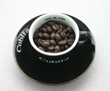 Cubita Coffee from Cuba
