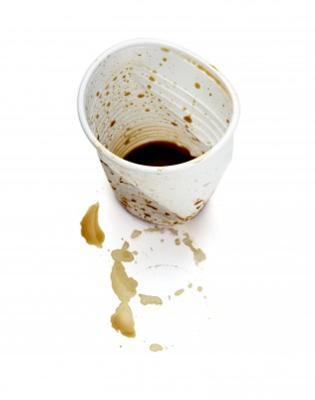 Bad office coffee